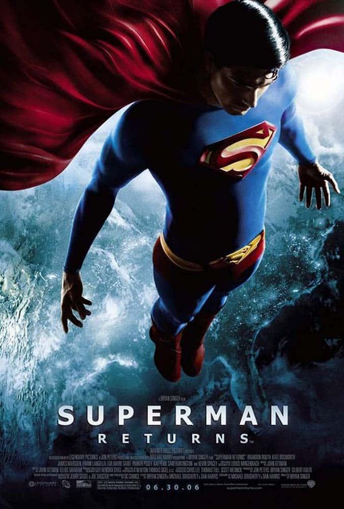 Superman O Retorno (2006 - Netflix) - Dicas de Streaming 1