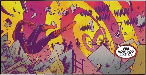 Homem-Aranha: Primeiros Passos 1