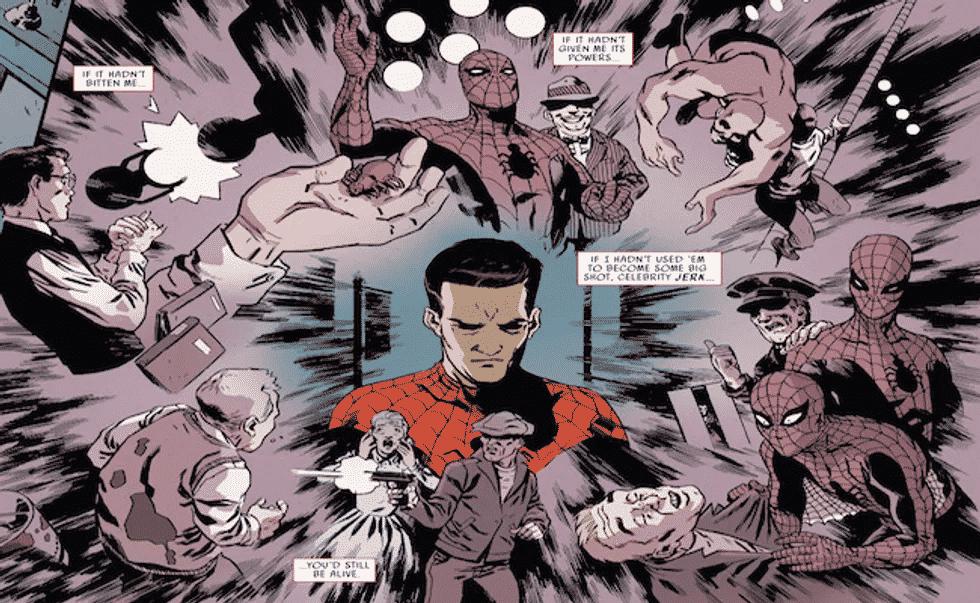Homem-Aranha: Primeiros Passos 3