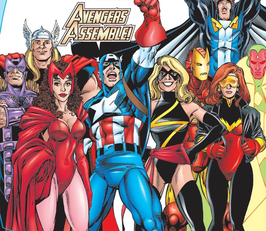 As 12 cenas icônicas da Marvel/DC 5