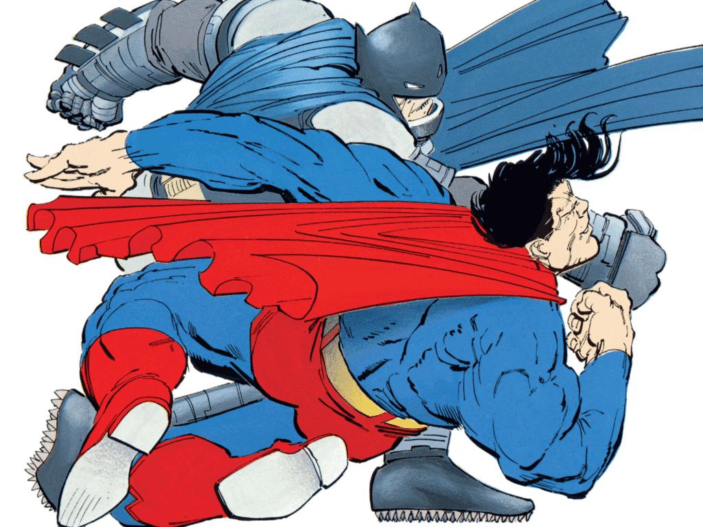 As 12 cenas icônicas da Marvel/DC 10