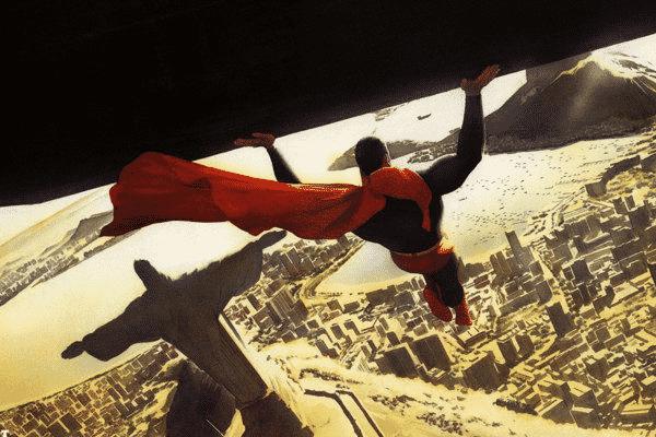 As 12 cenas icônicas da Marvel/DC 11