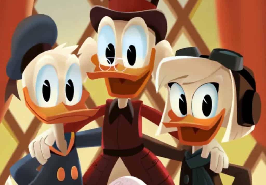 DuckTales, 2017 (Netflix) - Dicas de Streaming 3