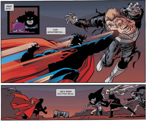 Batman - O Cavaleiro das Trevas III: vale a pena? 2