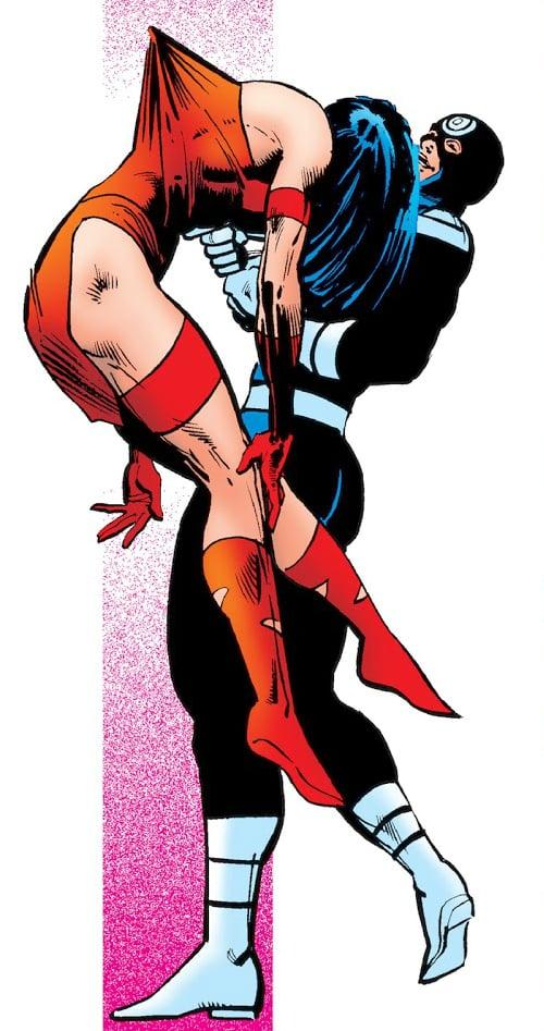 As 12 cenas icônicas da Marvel/DC 9