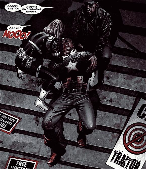 As 12 cenas icônicas da Marvel/DC 8