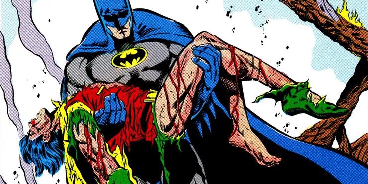 As 12 cenas icônicas da Marvel/DC 6