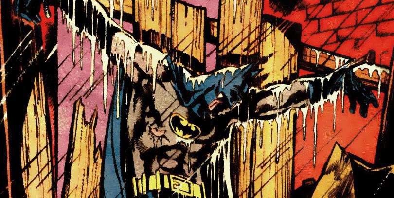 diversos corpos fantasiados são encontrados em as muitas mortes de batman