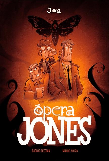 Ópera Jones - HQs Brasileiras 3