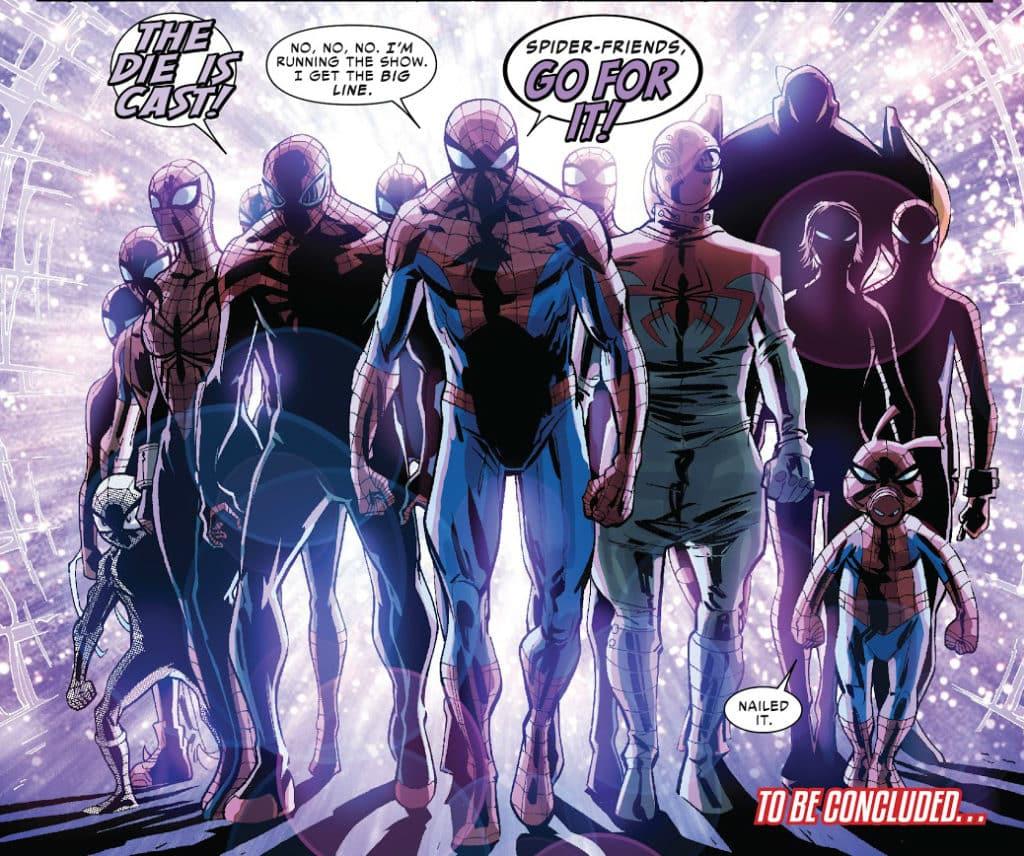 Homem Aranha: Aranhaverso 1