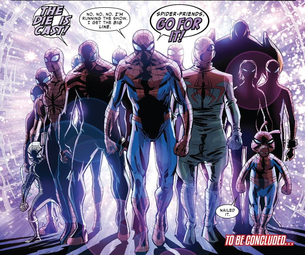 As 15 Melhores Histórias do Homem Aranha 2