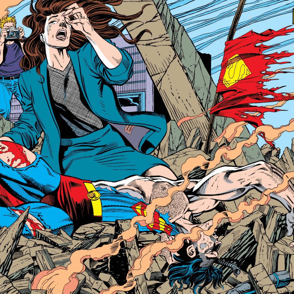 As 12 cenas icônicas da Marvel/DC 2