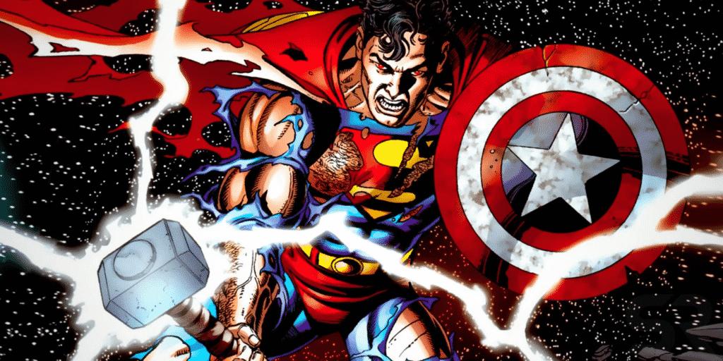 As 12 cenas icônicas da Marvel/DC 12