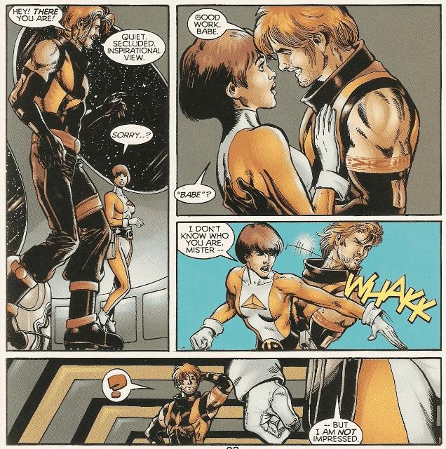 Titãs e Legião dos Super-Heróis - Universo Incandescente - Baú de HQs 3