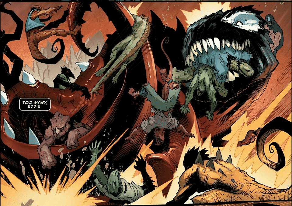O Venom de Donny Cates 1