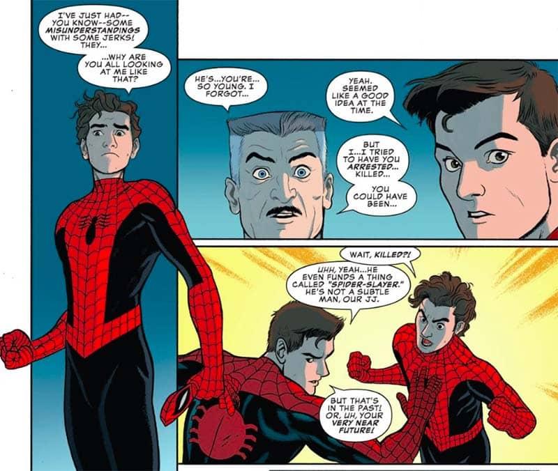 Viagem no Tempo em 7 sagas DC e Marvel! 6