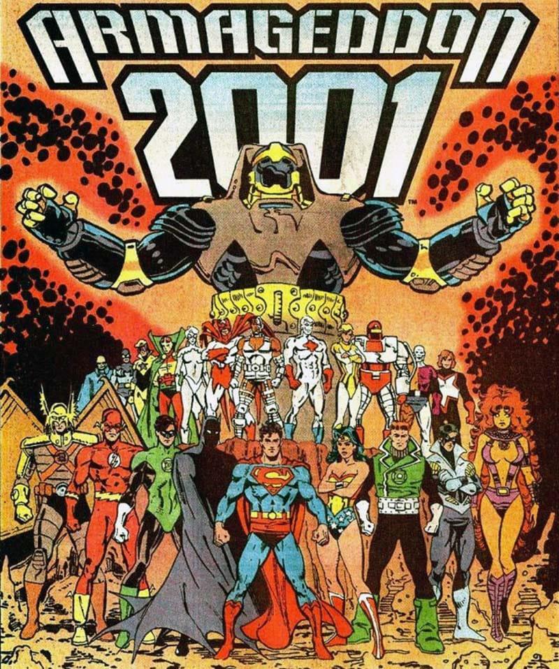 Viagem no Tempo em 7 sagas DC e Marvel! 5