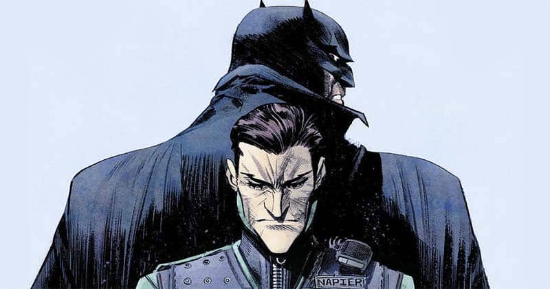 Batman: Cavaleiro Branco 3