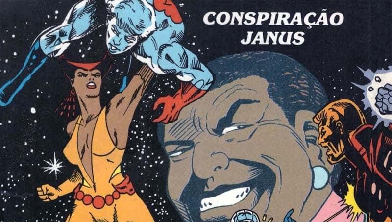 Conspiração Janus - Baú de HQs 3
