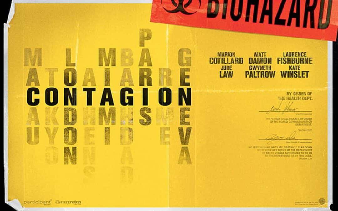 Costelinha 031 – Filmes sobre Epidemias e Contágio