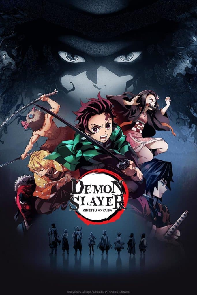 Demon Slayer: Kimetsu no Yaiba (Crunchyroll) - Dicas de Streaming 1