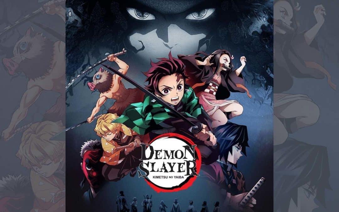 Demon Slayer: Kimetsu no Yaiba (Crunchyroll) – Dicas de Streaming