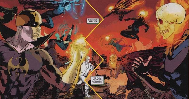 """Doutor Estranho: Danação - Uma saga """"infernal"""" da Marvel 3"""