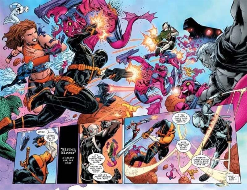 Por que Exterminador da DC Comics é uma das melhores séries 2