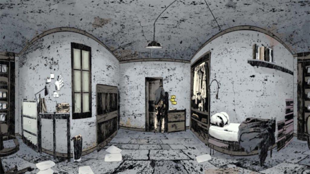 Gideon Falls: A HQ de terror de Jeff Lemire 1