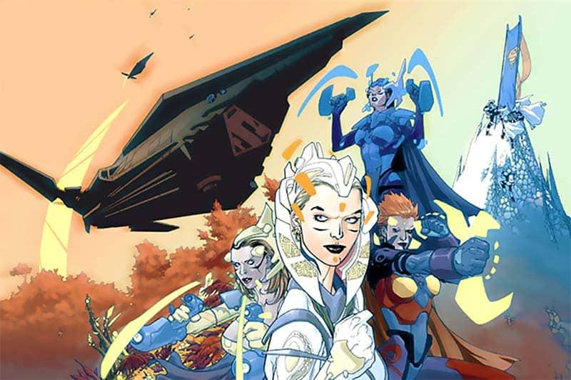 Superman O Legado das Estrelas - Baú de HQs 4