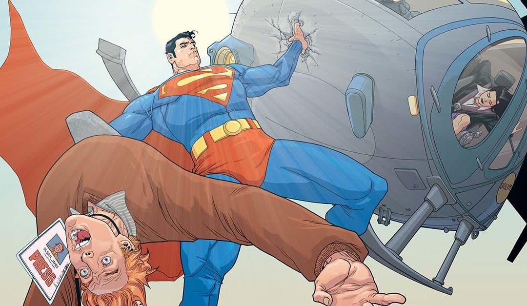 Superman O Legado das Estrelas – Baú de HQs