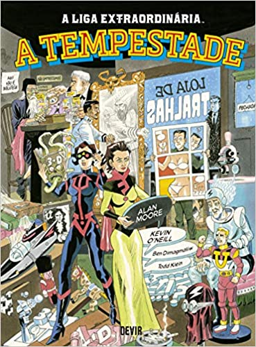 A Liga Extraordinária de Alan Moore - Guia de Leitura 18