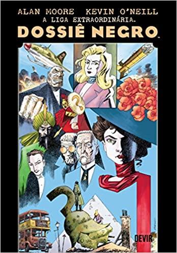 A Liga Extraordinária de Alan Moore - Guia de Leitura 13