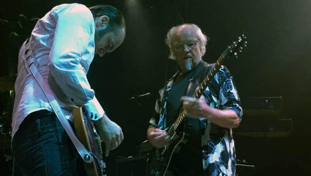 Martin Barre, Adam Wakeman, Dee Palmer e os 50 anos do Jethro Tull em Curitiba 8