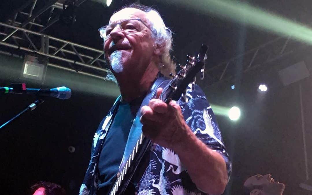 Martin Barre, Adam Wakeman, Dee Palmer e os 50 anos do Jethro Tull em Curitiba