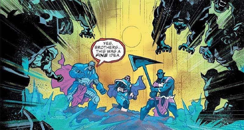 Conheça a história da Muralha da Fonte da DC Comics! 3