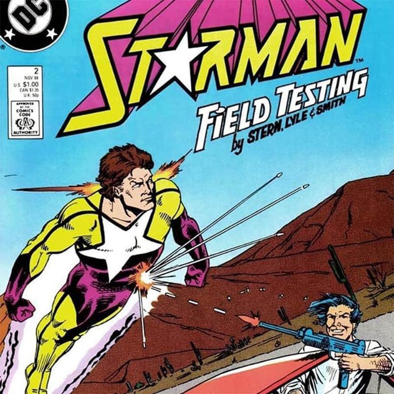 Quem é o Starman da Liga da Justiça de Scott Snyder? 1