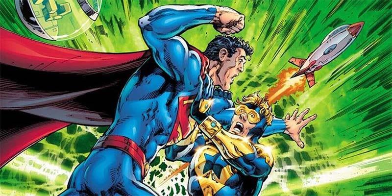 Viagem no Tempo em 7 sagas DC e Marvel! 7