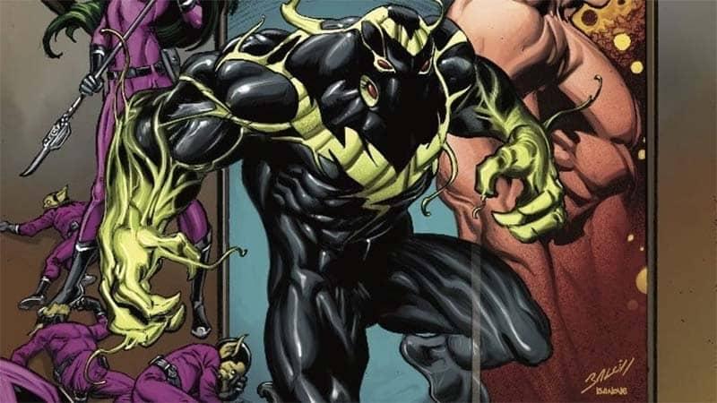 Conheça Venom Primeiro Hospedeiro 2