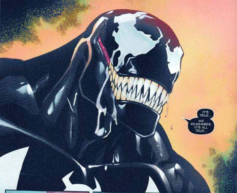Conheça Venom Primeiro Hospedeiro 1