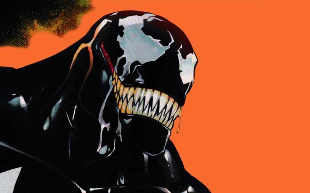 Conheça Venom Primeiro Hospedeiro