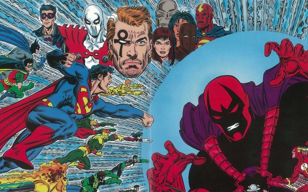 Sagas Marvel & DC para quem ama Viagem no Tempo!