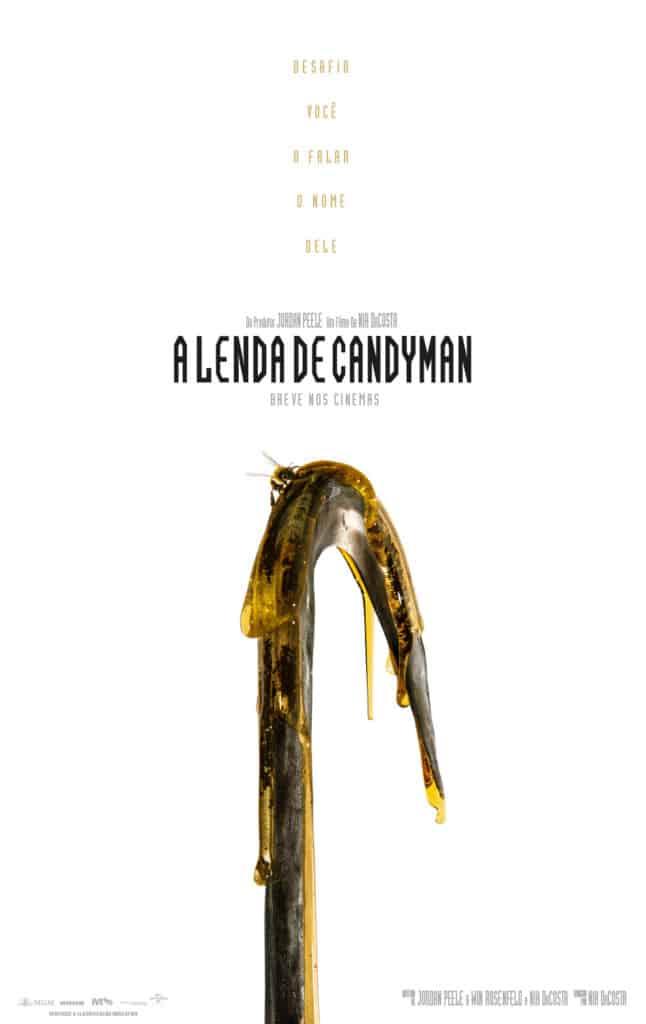 Confira o poster e o trailer do terror Candyman! 2
