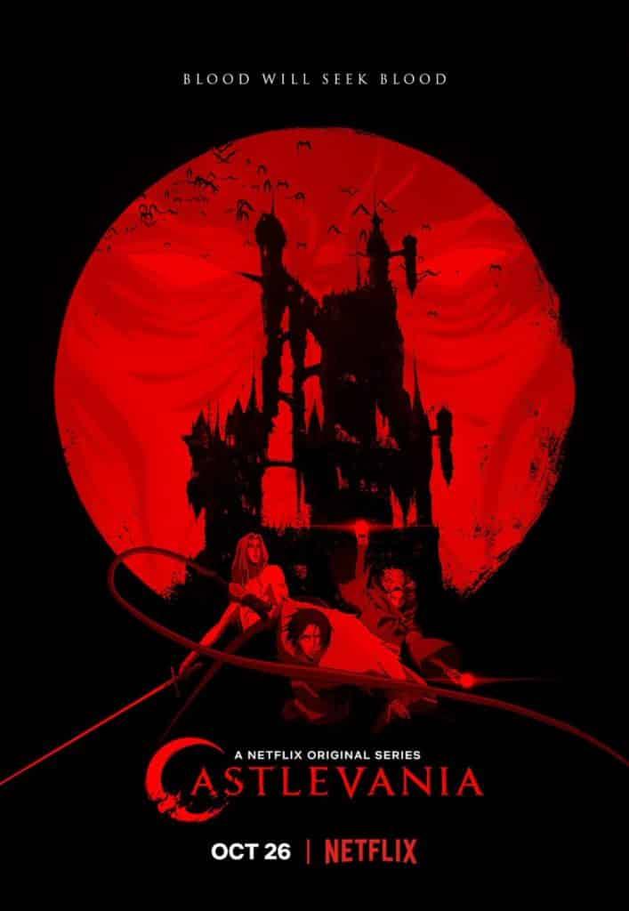 Castlevania (Netflix) - Dicas de Streaming 1