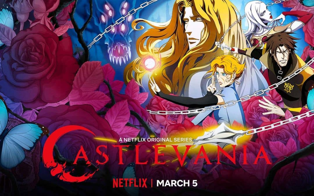 Castlevania (Netflix) – Dicas de Streaming