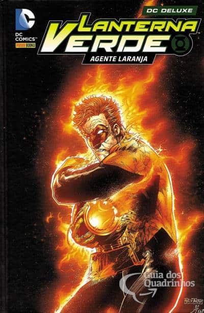 O Lanterna Verde de Geoff Johns - Guia de Leitura 114