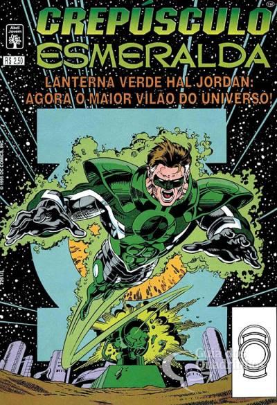O Lanterna Verde de Geoff Johns - Guia de Leitura 27