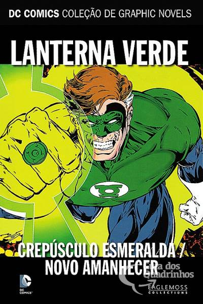 O Lanterna Verde de Geoff Johns - Guia de Leitura 29