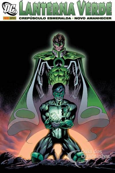 O Lanterna Verde de Geoff Johns - Guia de Leitura 28
