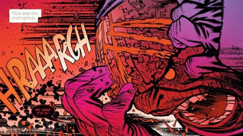 Darkseid em DComposicao